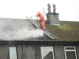 mytí střech